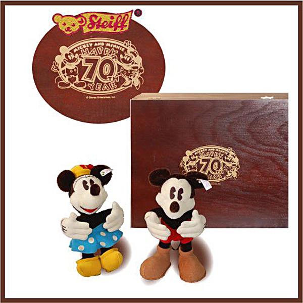 ミッキー&ミニーマウス セット