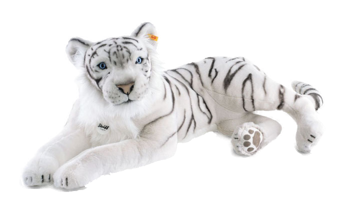 シュタイフ ホワイト タイガー サヒール