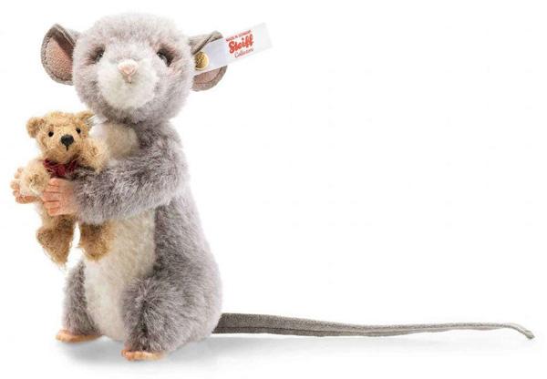 シュタイフ マギー マウスとテディベア