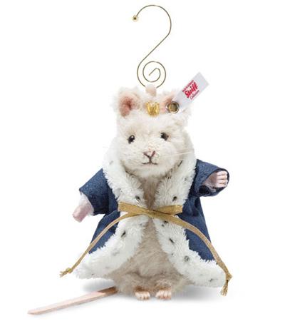 シュタイフ マウス キング オーナメント