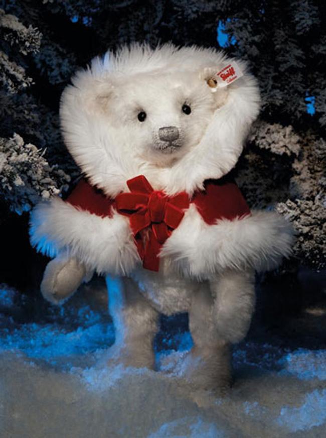 シュタイフ 二コラ クリスマス テディベア