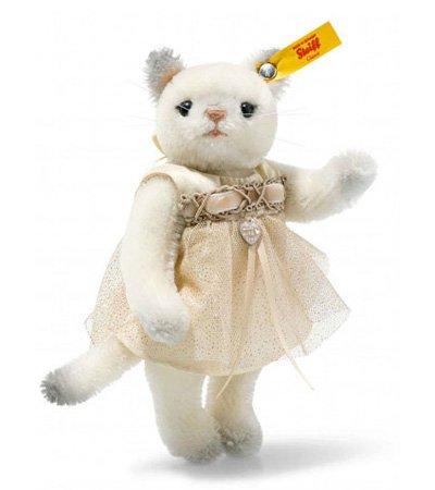シュタイフ ヴィンテージ メモリーズ コリンナ 子猫のギフトボックス