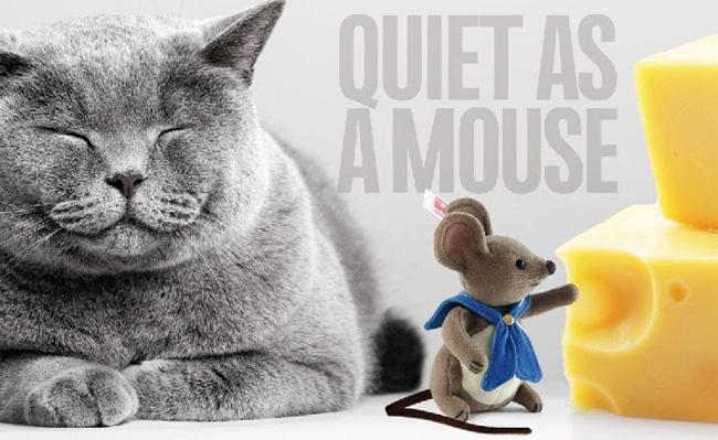 シュタイフ ブルー スクイーカー マウス