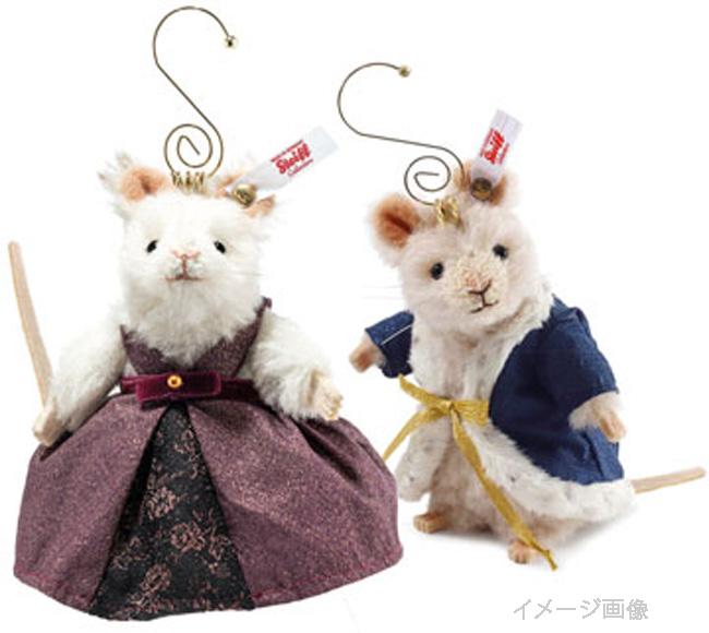 シュタイフ マウス クイーン オーナメント くるみ割り人形